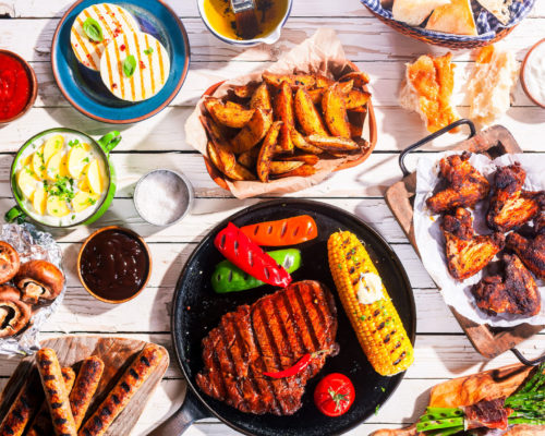 How to Become Slim and Still Enjoy Summer BBQs