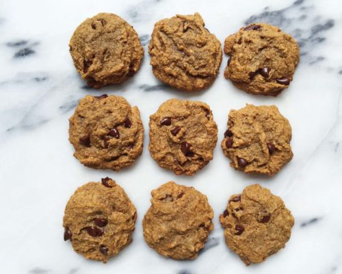 The Best Paleo Chocolate Chip Cookies