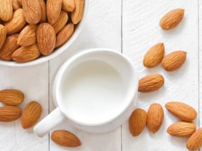The Absolute Easiest, Two-Ingredient Way to Make Nut Milk