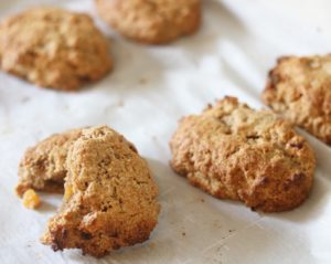 healthy brunch recipes_apricot-cinnamon-scones