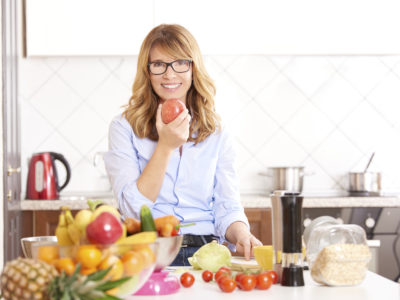 How I'm Using Nutrition to Navigate Menopause