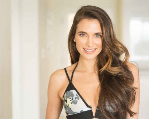 Fitness Star Melissa Wood Loves Cold Showers and Is Avocado-Obsessed