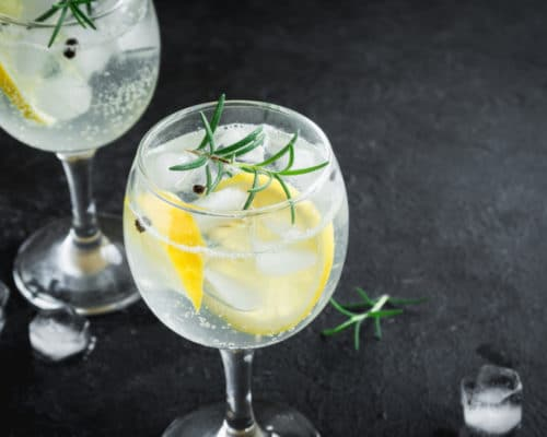 Top Five 100-Calorie Cocktails