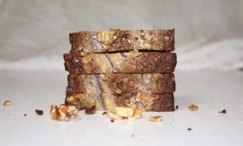 Healthy Protein Banana Bread