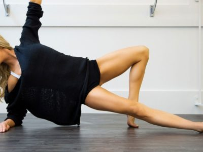 The Easy Trick Xtend Barre Founder Andrea Rogers Uses When She Needs Fitness Motivation