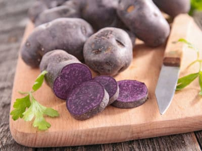The Health Benefits of Purple Potatoes