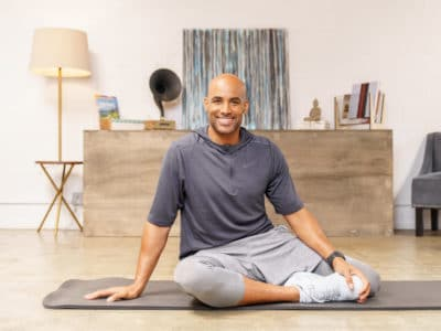 How Actor Boris Kodjoe's Has Made Wellness a Family Priority